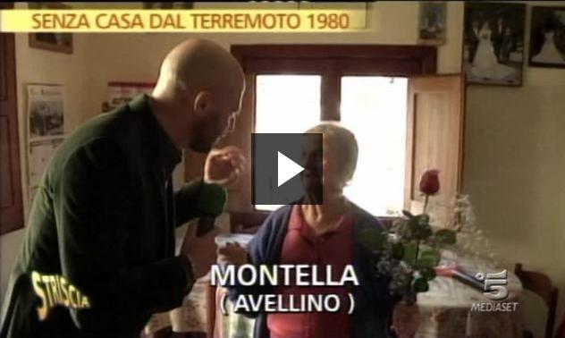 Senza casa dal terremoto del 1980 servizio di striscia la notizia a montella av - Casa senza fondamenta terremoto ...