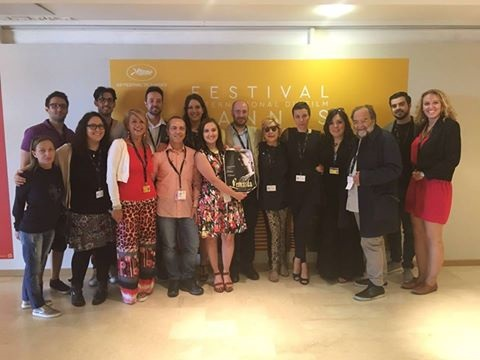 La premier di Leonarda è andata...è stata straordinaria! Cannes 2016