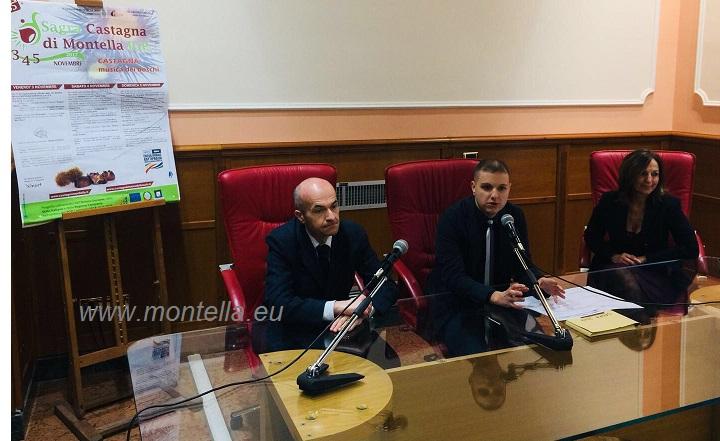 Comunicato stampa del Comune di Montella