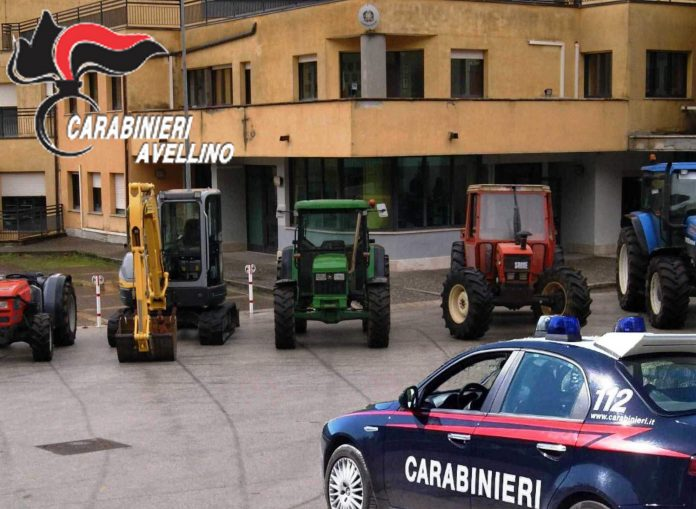 Banda dei trattori: chiesto il processo per sette
