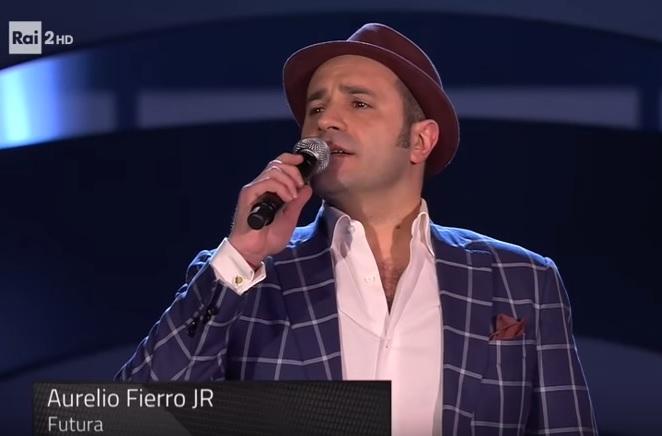 Aurelio Fierro The Voice 2018