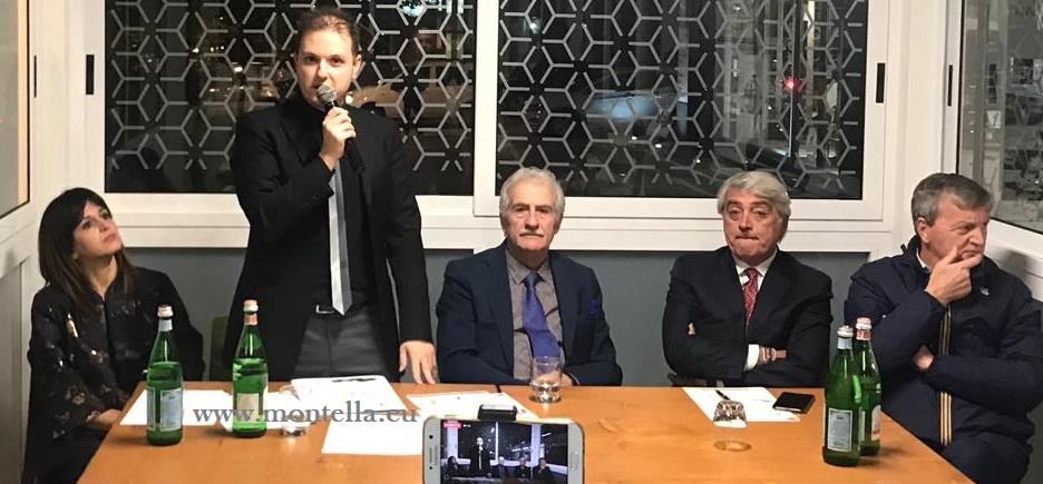 36a sagra della castagna I.G.P. di Montella: i ringraziamenti dell'amministrazione e i saluti del vicesindaco Antonio Ziviello