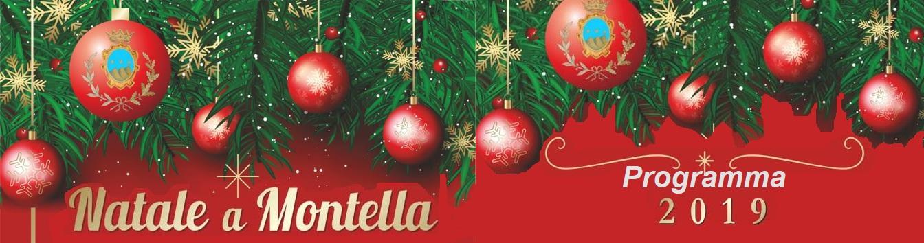 Natale a Montella programma 2019 AGGIORNATO