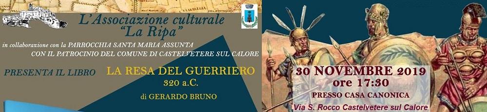 Gerardo Bruno presenta