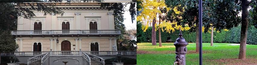 La villa De Marco è una casa di riposo istituita D.P.R. n° 738 dal Presidente della Repubblica di Raffaele Cianciulli