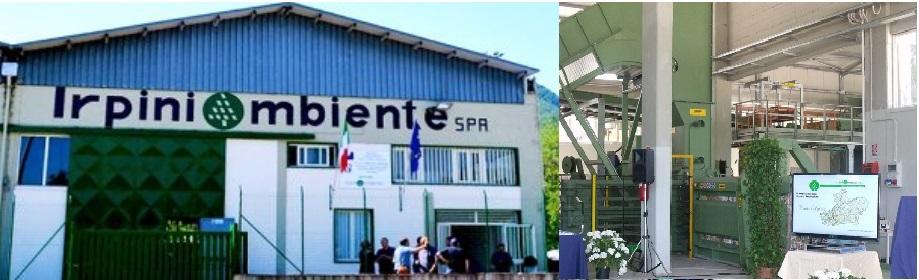 Biodigestore a Montella in un polo industriale ambientale