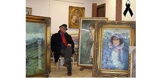 Addio all'artista  Vinicio De Stefano
