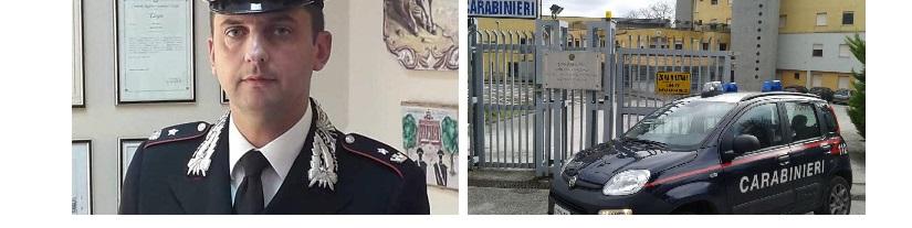 """Rocco De Paola, Comandante della Compagnia Carabinieri di Montella, è stato promosso Maggiore"""""""