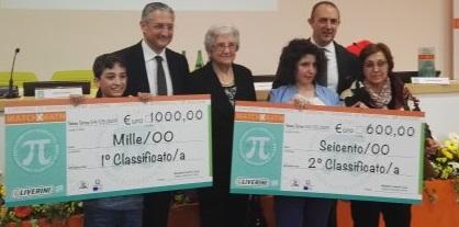 """Telese, 3° posto per Jacopo Capone  della V edizione della borsa di studio """"Mario Liverini"""""""