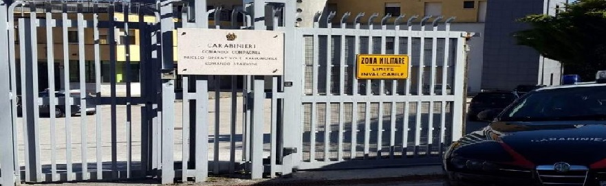 Perquisizioni e posti di blocco, a Montella diverse denunce dei carabinieri - da Irpinia News