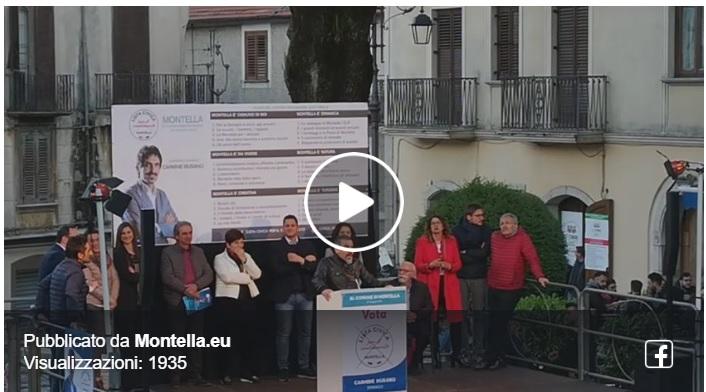 Presentazione programma Lista Civica per il cambiamento Candidato Sindaco : Carmine Musano