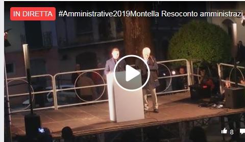 Diretta piazza Bartoli Ferruccio Capone e Antonio Ziviello incontrano la popolazione per un resoconto amministrativo