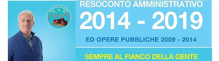 Resoconto amministrativo 2014 - 2019