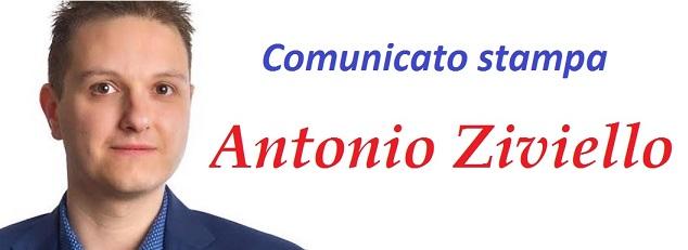 Comunicato Stampa Antonio Ziviello