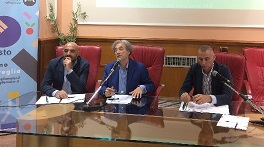 Presentata al Circolo della Stampa ad Avellino Verteglia Mater 2019 -Da avellinotoday.it