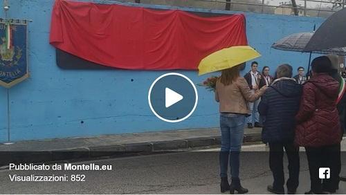VIDEO - Intitolazione Stadio Comunale di Montella a Guido Basile