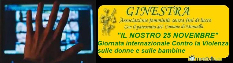 Il nostro #25Novembre 2020 Ginestra Montella
