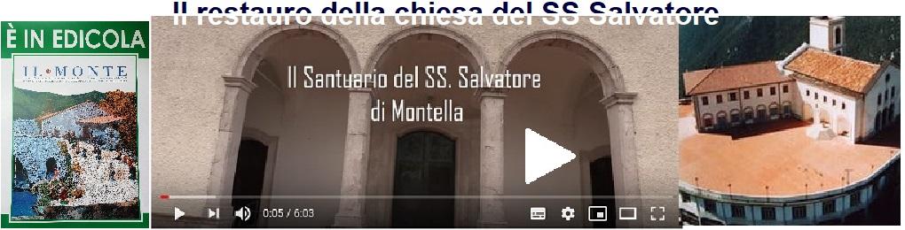 Il restauro della Chiesa del SS Salvatore