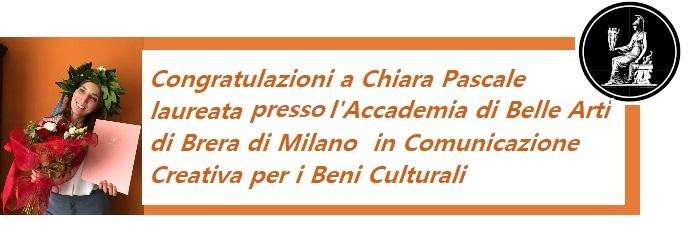 Laurea Chiara Pascale