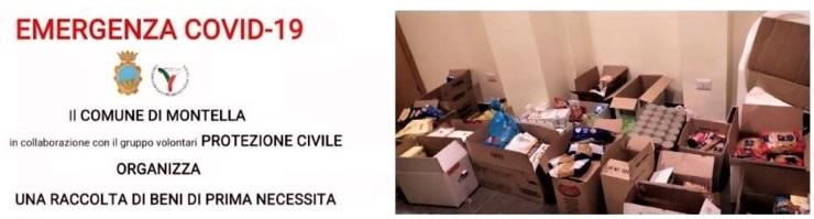 MONTELLA: QUANDO L'EMERGENZA SANITARIA DIVENTA ANCHE SOCIALE