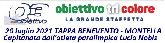Grande staffetta di Obiettivo3 a Montella il 20 luglio