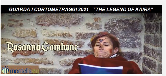The legend of Kaira con  Rosanna Gambone
