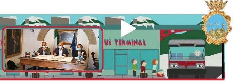 Giovedì 22 luglio presentazione del Progetto di realizzazione di un Terminal Bus nel Comune di Montella