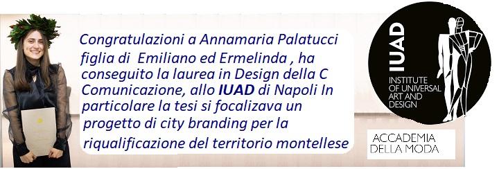 Laurea Annamaria Palatucci