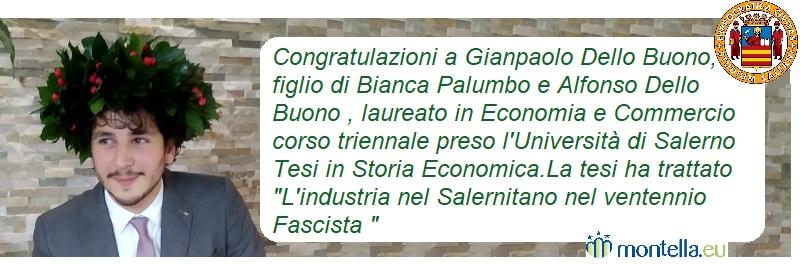 Laurea Dello Buono Montella