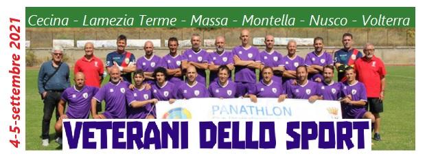 A Volterra due belle giornate di sport con il Campionato Nazionale di Calcio over 40