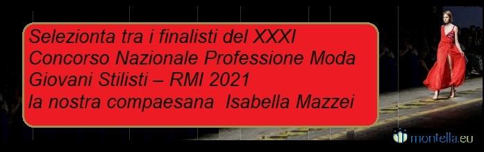 Selezionati i finalisti del XXXI Concorso Nazionale Professione Moda Giovani Stilisti – RMI 2021