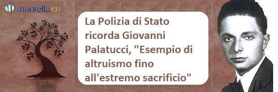 La Polizia di Stato ricorda Giovanni Palatucci,