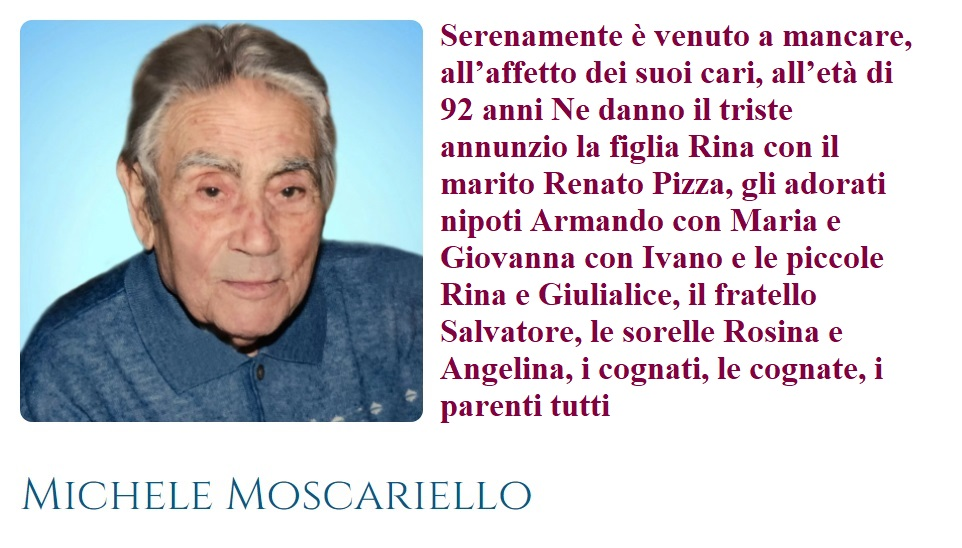 2018 02 07 Moscariello Michele