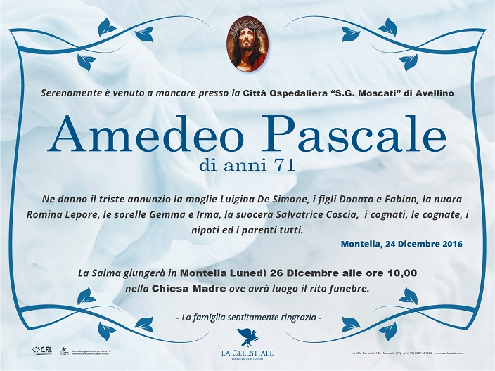24 12 2016 PASCALE AMEDEO