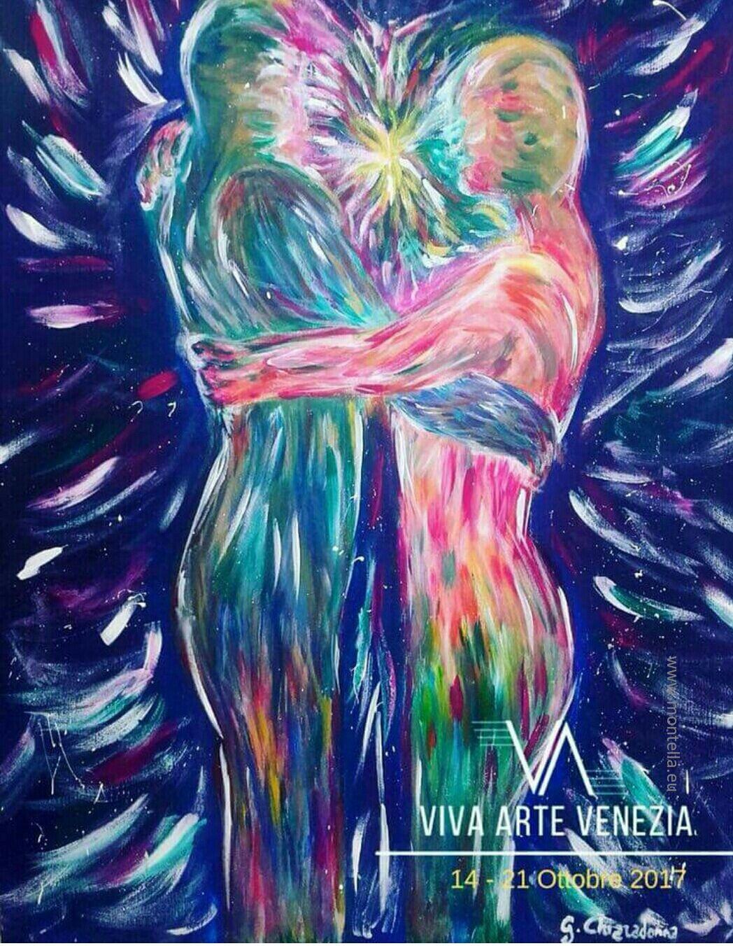 Premiata anche l'artista montellese Gabriella Chiaradonna al Viva Arte Venezia