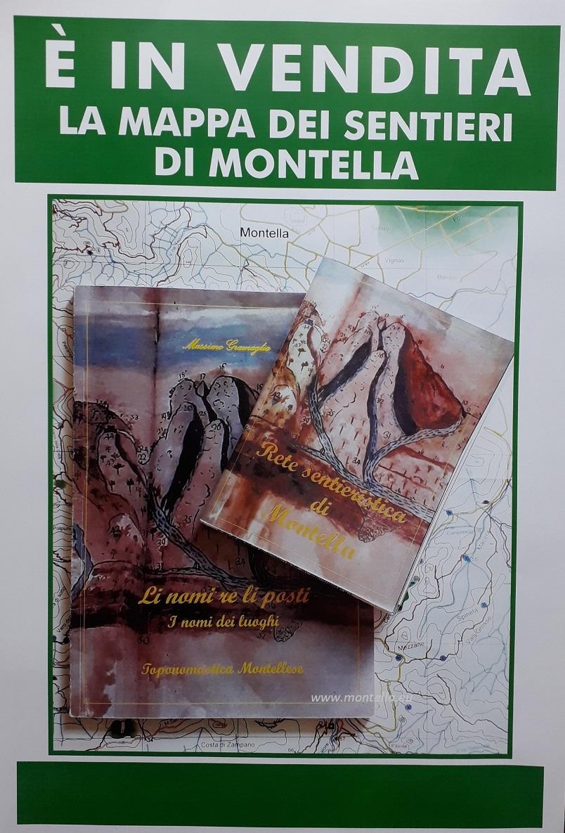 La mappa dei sentieri di Massimo Gramaglia