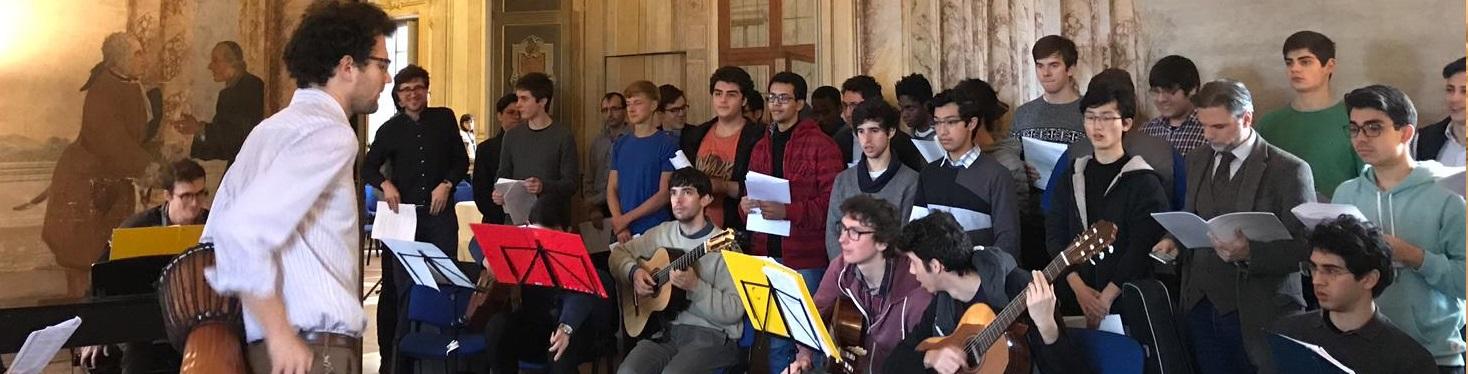 Inaugurazione del nuovo anno dell'accademia Vivarium Novum a Frascati ,di Roberta Bruno
