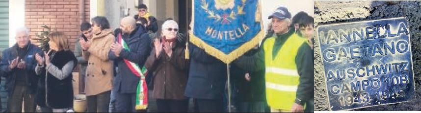 Quella pietra a Montella nel ricordo di Gaetano , pubblicato dal Quotidiano del sud