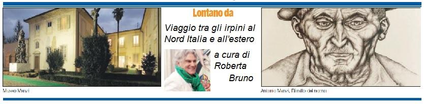Manzi: la mia vita nel segno dell'arte - di Roberta Bruno - dal Quotidiano del sud