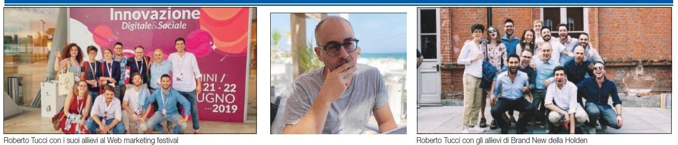 Roberto: così a Torino ho realizzato i miei sogni - di Roberta Bruno - dal Quotidiano del sud