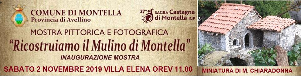 """Ci siamo......Da alcuni anni dall'idea di Michelangelo Chiaradonna""""Ricostruiamo il mulino di Montella"""""""