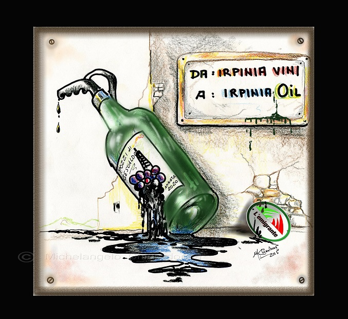 Irpinia oil Moneu