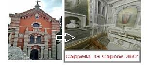 Cappella G.Capone Montella  8 GIUGNO 2019 a 360°