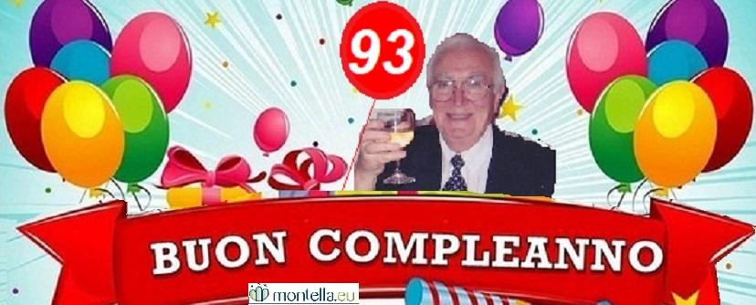 Claudio Sica ....Buon 93° compleanno