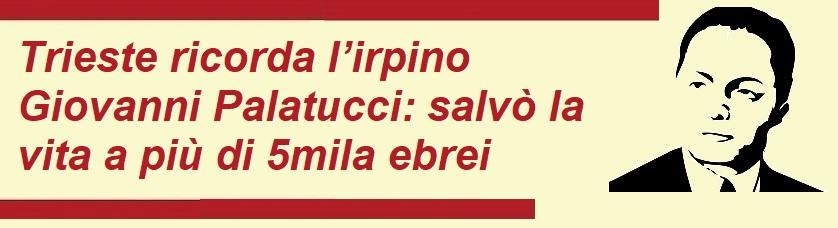 Trieste ricorda l'irpino Giovanni Palatucci: salvò la vita a più di 5mila ebrei  da Irpinianews