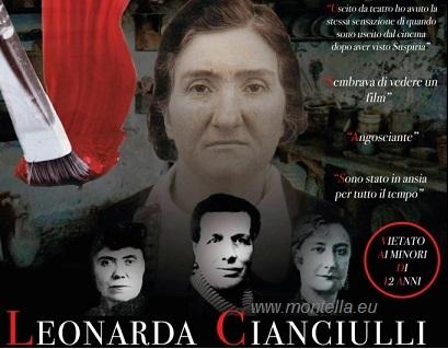 """Teatro, ad Ariano va in scena """"Leonarda Cianciulli - 18 marzo 2018 La prima serial killer italiana"""""""