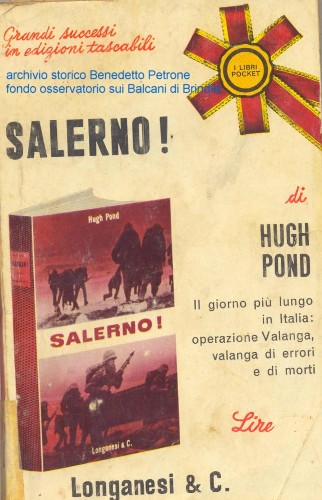 salerno pond libro