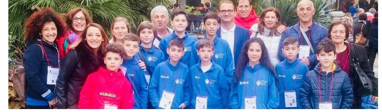 Le squadre dell'Irpinia alla finale nazionale di scacchi