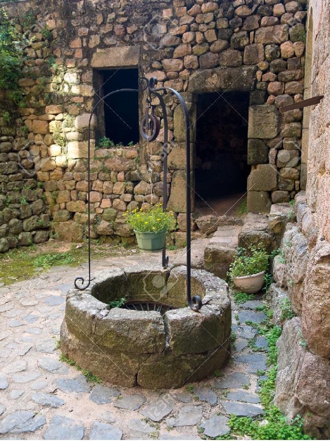 Pozzi Cisterne E Fontane Pubbliche A Montella Negli Anni 30 50