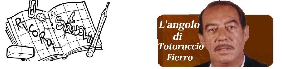 A ricordo di un alunno di Totoruccio Fierro